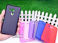 Силиконовый TPU чехол для HTC U11