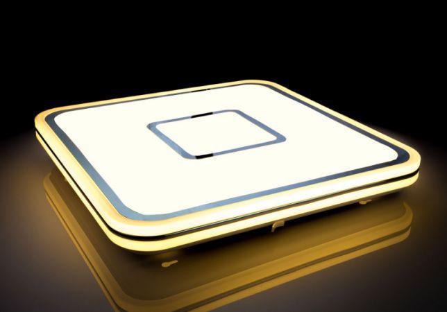 Светодиодный светильник SMART SEAN SL70036 72W 3000-6500K квадратный Код.59357