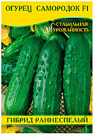 Семена огурца Самородок F1, 0,5кг