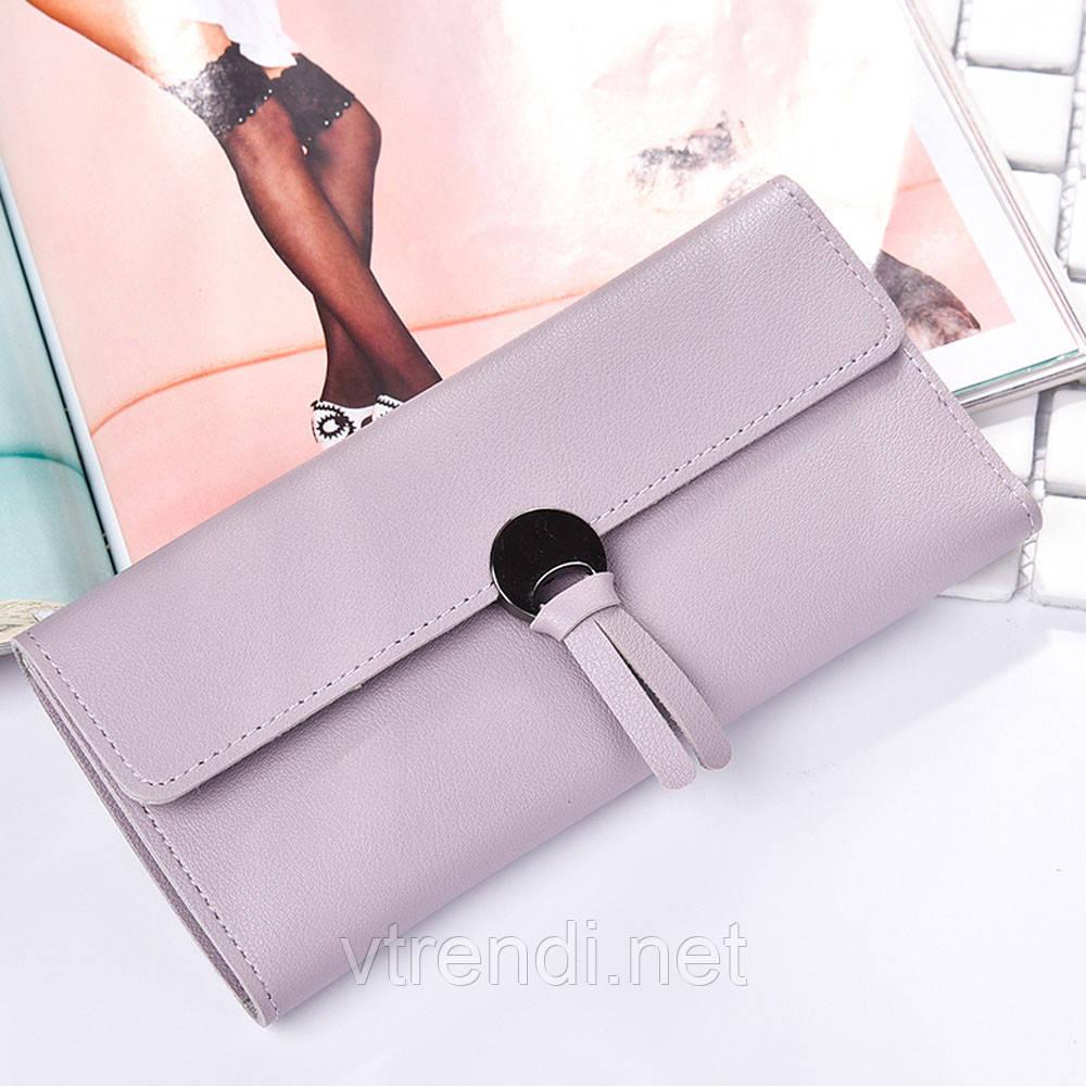 422c5371074e Женский клатч Baellerry Lady ( light grey ) - Интернет-магазин
