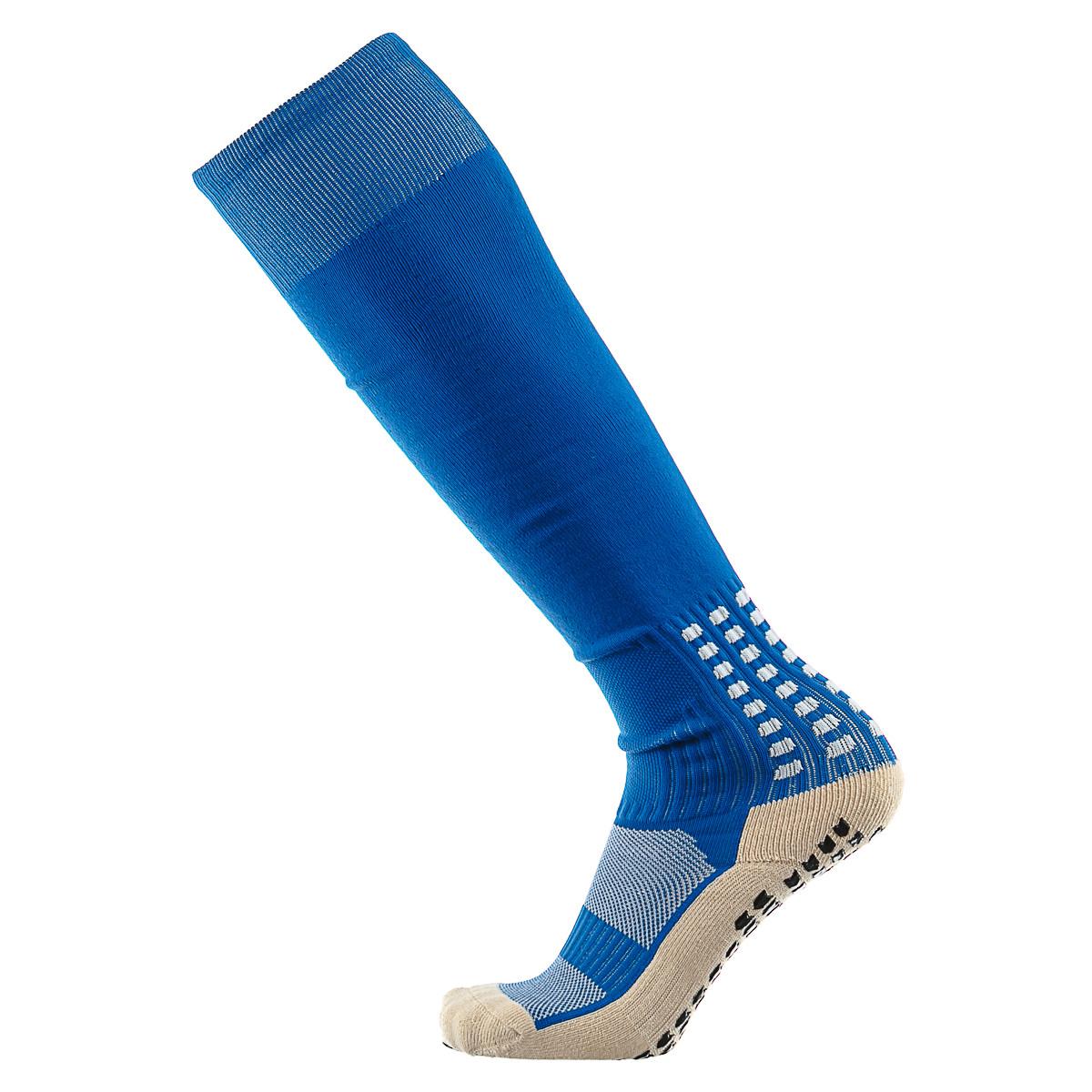 Футбольные гетры Europaw голубые