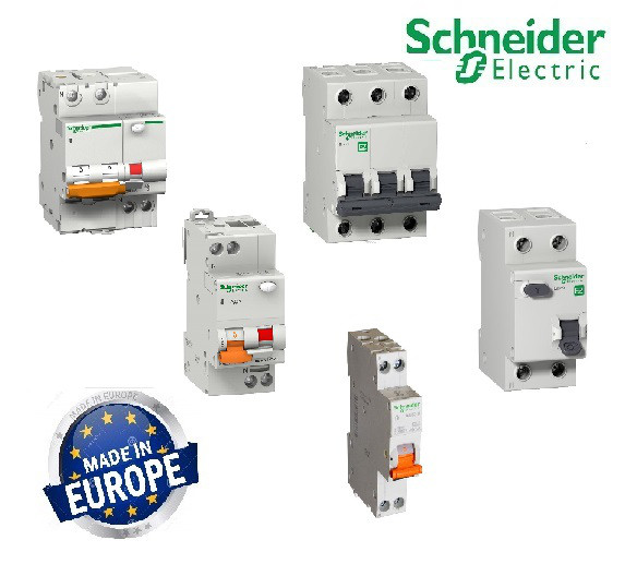 Дифавтоматы Schneider Electric