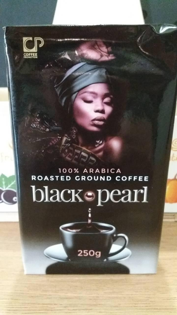 Кава Black Pearl (100% арабіка) 250 гр