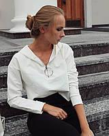 Женская кофта с капюшоном, фото 1