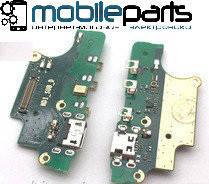 Нижняя плата (Шлейф) для Nokia 5 Dual sim (TA-1053) з зарядным разъемом
