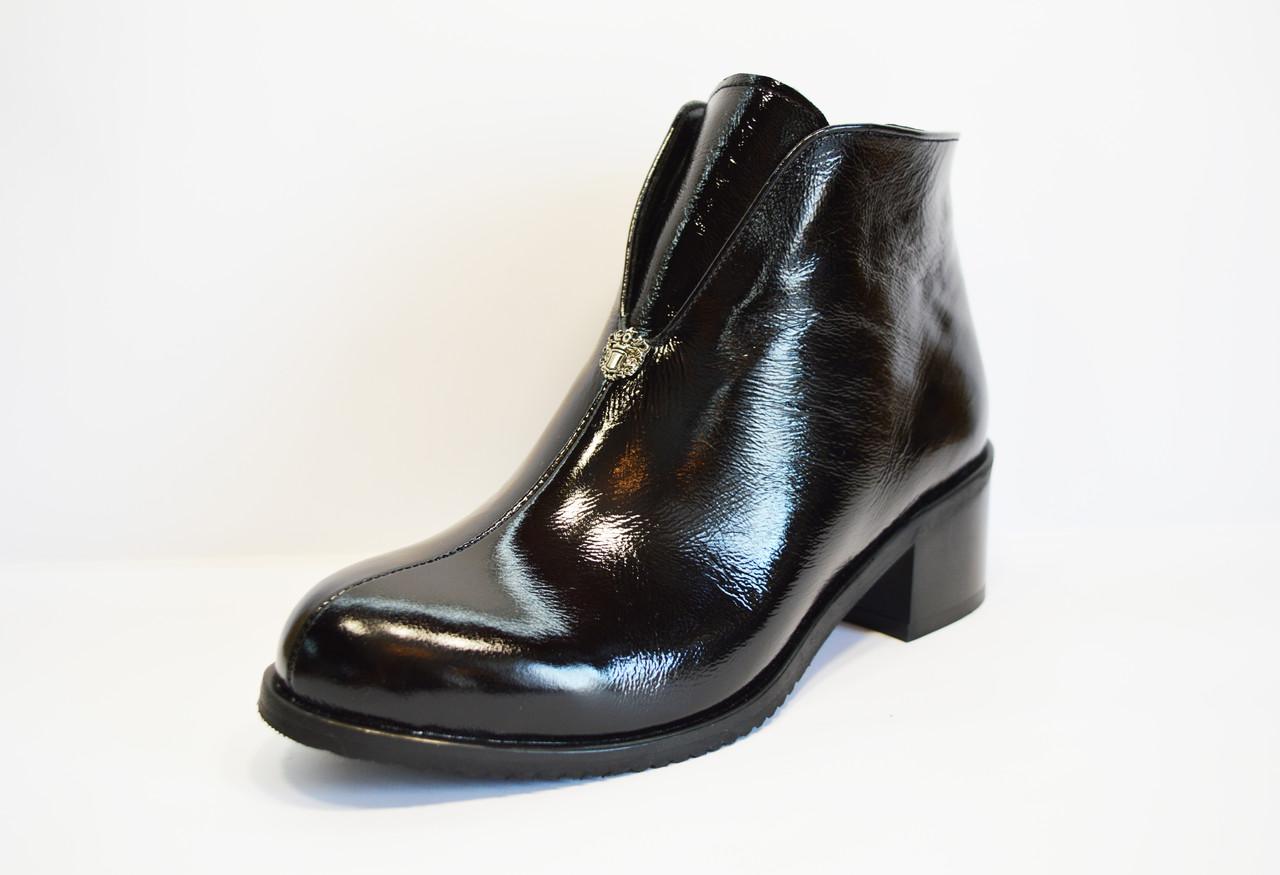 7d6cd218a Ботинки женские кожа наплак El Passo 2330 - КРЕЩАТИК - интернет магазин  обуви в Александрии