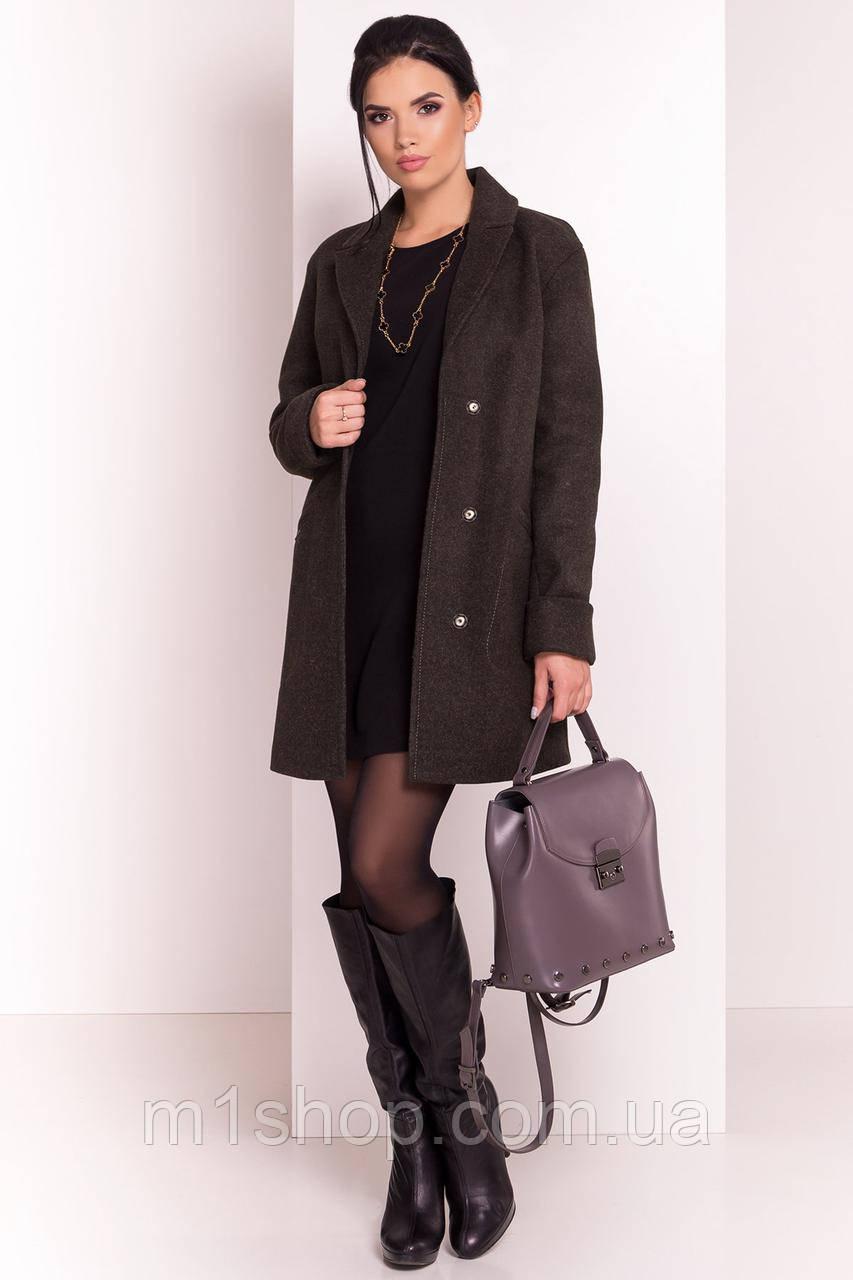 пальто демисезонное женское Modus Ждана  5405