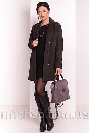 пальто демисезонное женское Modus Ждана  5405, фото 2