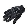 MADBIKE MAD-10, Black, M, Мотоперчатки текстильные с защитой