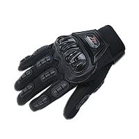 MADBIKE MAD-10, Black, M, Мотоперчатки текстильные с защитой, фото 1