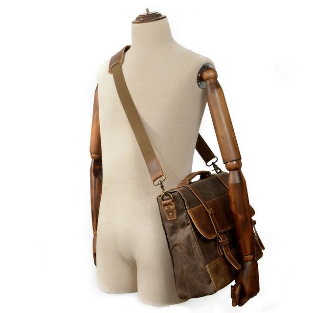 Мужская сумка для ноутбука Laptop Bag