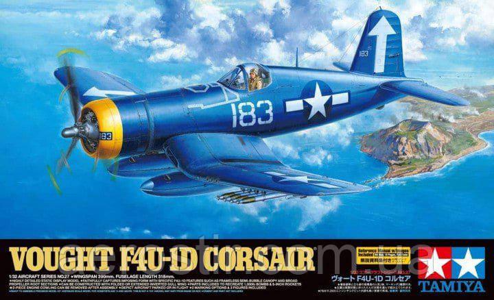 Vought F4U-1D Corsair 1/32 Tamiya 60327