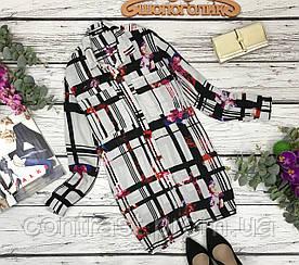 Легкая блуза из шифона  DR1837124