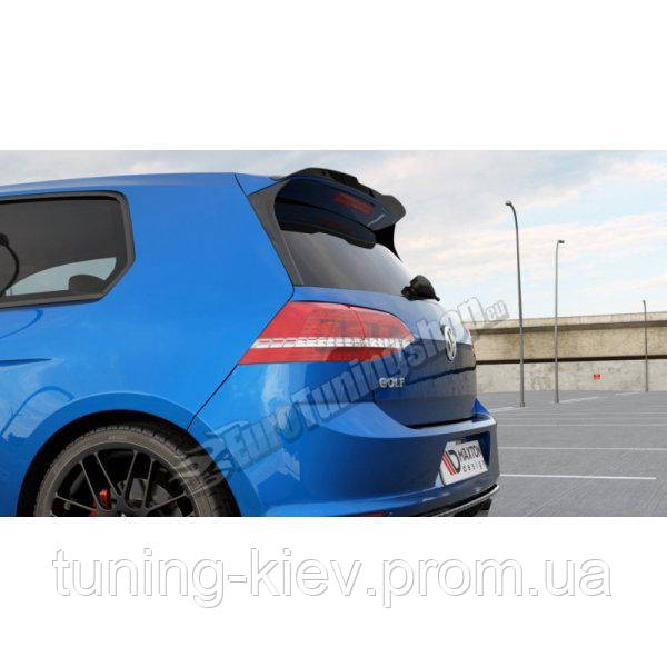 Накладка на спойлер Volkswagen Golf MK7 R