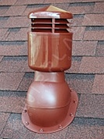 Вентиляційні виходи WIRPLAST NORMAL K24 110 утеплений