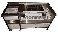 Барная станция профессиональная 1500х600 FoodMebel