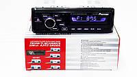 Автомагнитола пионер Pioneer 1011BT ISO RGB подсветка+Bluetooth, фото 3