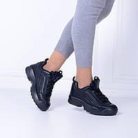 Кроссовки CROOS в стиле Fila Dizruptor Фила (реплика), фото 1