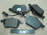 Колодка торм. AUDI/VW A6/PASSAT передн. (пр-во ABS)