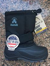 Зимние ботинки Kamik 27 размер.
