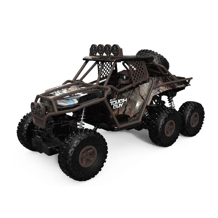 Радиоуправляемая игрушка SUNROZ Rock Through Джип на р/у 1:16 6x6  (SUN1870)