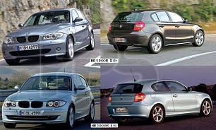 Зеркала для BMW 1 E81/E87 2004-11
