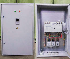Шафа АВР 200А, 2 введення, IP31  CHINT