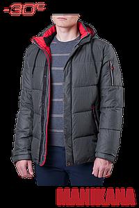 Мужская зимняя куртка зимняя Ajento - 17171B