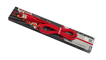 "Кабель Micro USB ""Remax"" Full Speed Red"