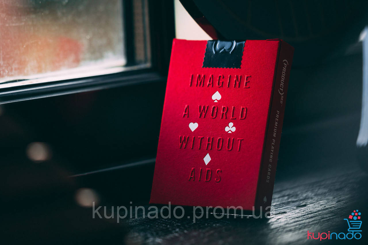Карты (PRODUCT)RED Playing Cards