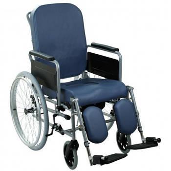 Инвалидная кресло-коляска с санитарным оснащением OSD-YU-ITC