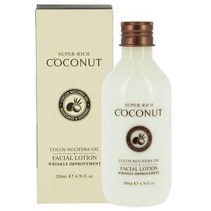 Кокосовый питательный лосьон ESFOLIO SUPER-RICH COCONUT FACIAL LOTION, 200 мл