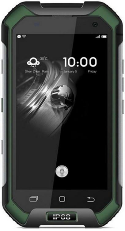 Смартфон Blackview BV6000 Green 12 мес.гарантия/ 3 мес.