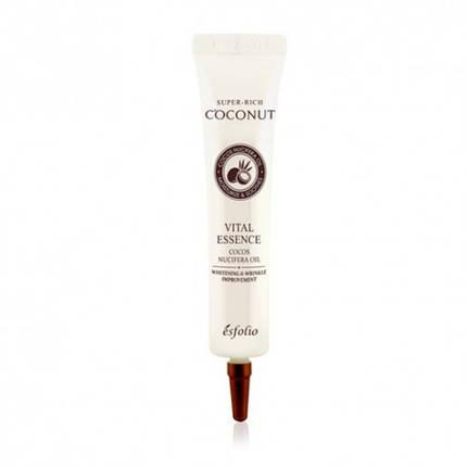 Кокосовая питательная эссенция ESFOLIO SUPER-RICH COCONUT VITAL ESSENCE, 40 мл, фото 2