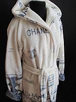 Махровые халаты теплые и удобные., фото 1