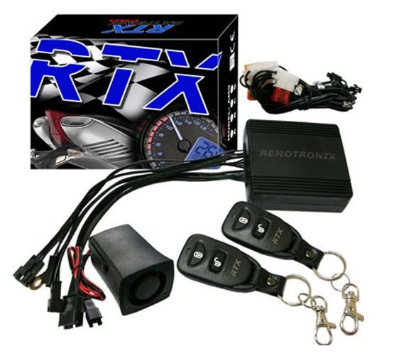 Мотосигнализация для мотоцикла RTX Extreme PRO