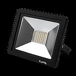 Світлодіодний прожектор Ilumia 042 FL-30-NW 30W 4000К 3000Lm, фото 2