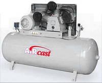 Компрессор поршневой, Aircast, РМ-3129.01, (СБ4/Ф-270.LB75) 380в, фото 1