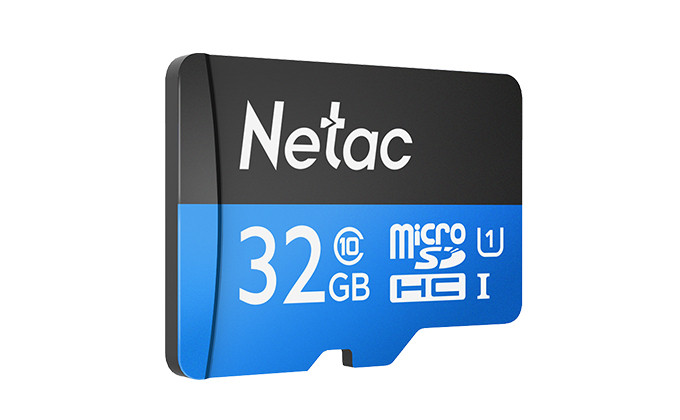 Netac P500 32Gb Class 10 UHS-1 карта памяти