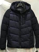 Куртка зимняя мужская Clasna CW18MD-005CN501
