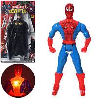 Герои 2085-301-302 Спайдермен , Бэтмен , 26 см