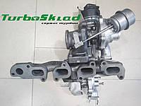 Турбина на Volkswagen T5 Transporter 2.0 BiTDI 10009700027, фото 1