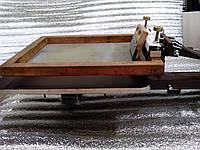 Оборудование, станок для шелкографии, трафаретной печати 1х1