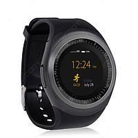 Умные часы Y1, наручные смарт часы Smart Watch Y1, телефон
