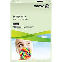 Бумага Офисная для Принтера Xerox SYMPHONY Pastel Green 80г/м кв , A4, 500л (003R93965) цветная