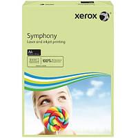 Бумага Офисная для Принтера Xerox SYMPHONY Pastel Yellow 80г/м кв , A4, 500л (003R93975) цветная