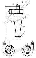 Циклон СДК-ЦН-33-1400