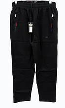 Брюки теплые Shooter зимние мужские спортивные штаны Шутер  Черные с красно-синим на карманах