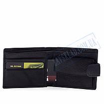 Кожаный мужской кошелек HT 208-0611HT, фото 2