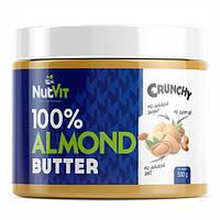 Арахисовая паста NutVit - 100% Almond butter (500 гр)